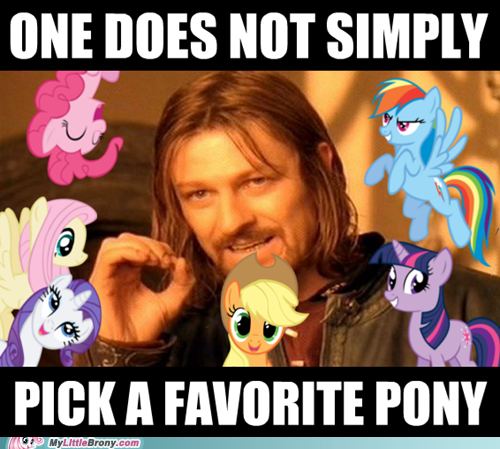 One does not simply pick a favorite pony.png