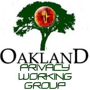 Oakland Privacy Working Group meeting @ The Sudoroom | Oakland | California | United States