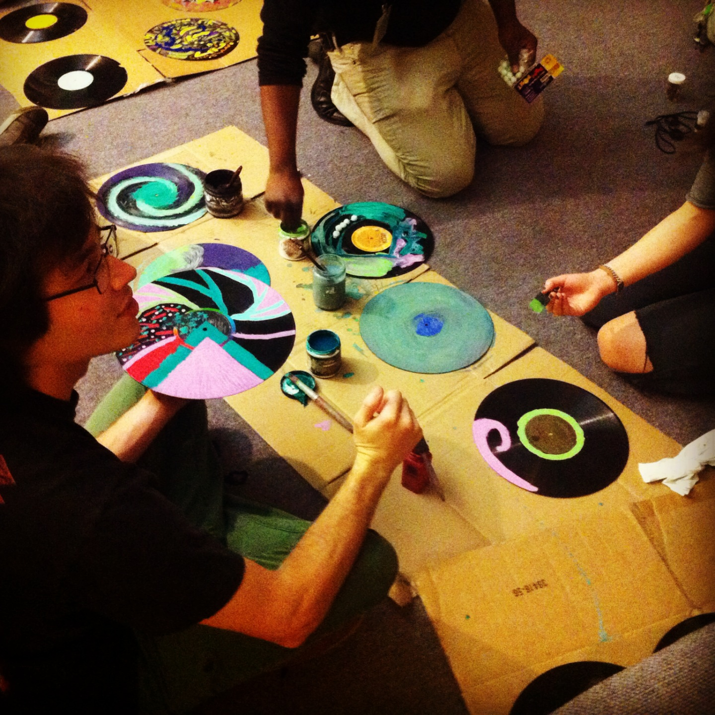 Painting Records