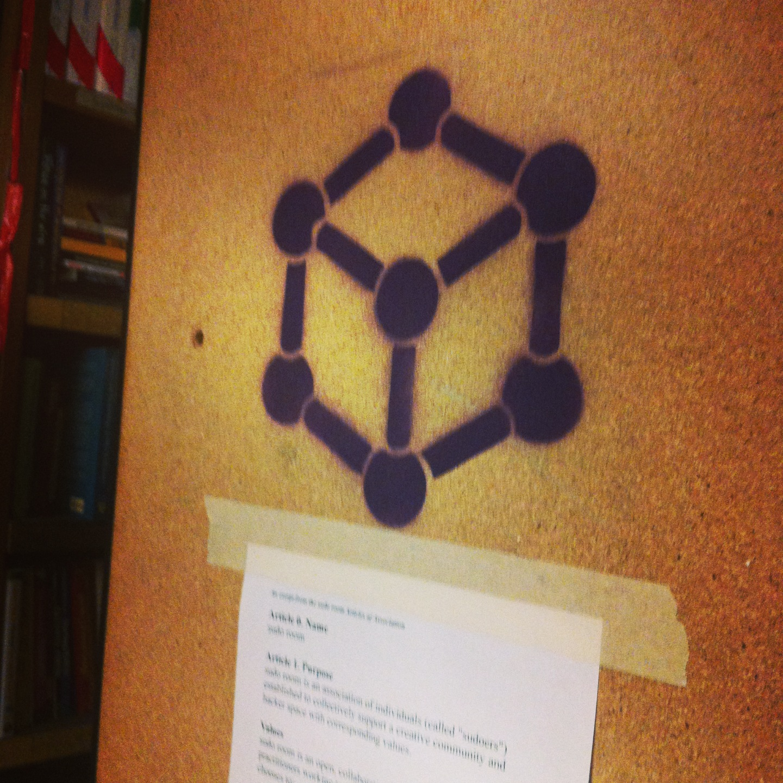 SudoRoom Stencil