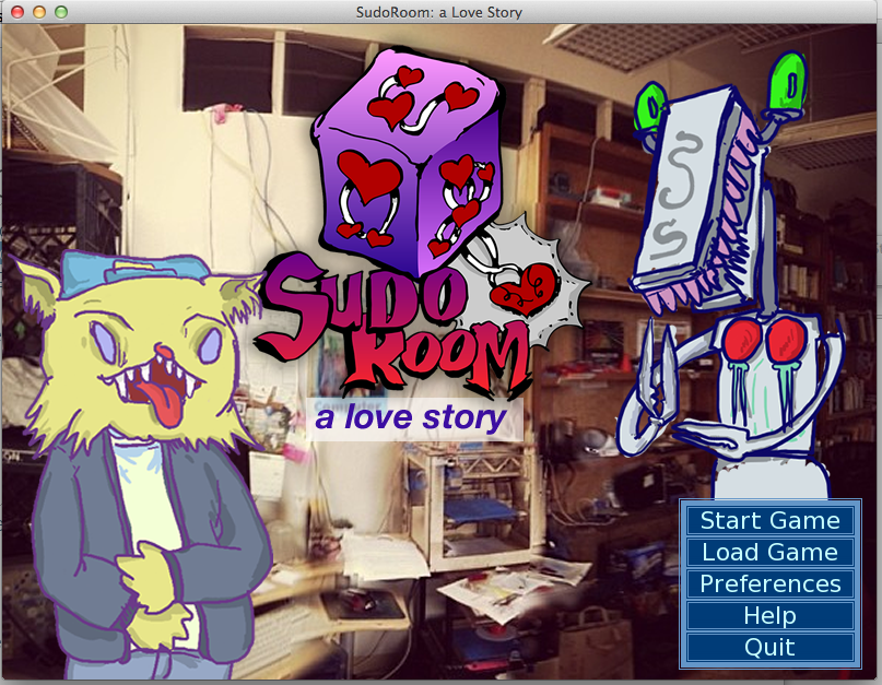 Make Games with RenPy! (Today We Learned) – Sudo Room