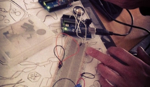 Blast from the Past: Writing artsy hymns on Arduino!