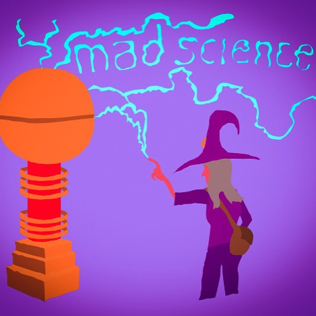 Cyberwizard Institute Mad science!